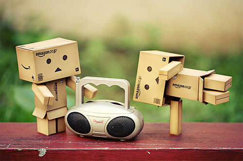 Breakdance danbo photography cute