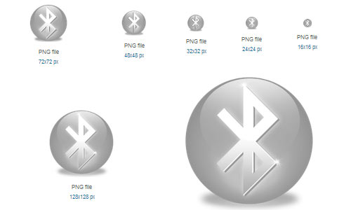 Disabled Bluetooth Icon