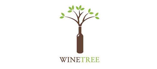 WineTree logo