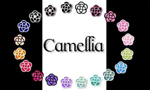Camellia icons