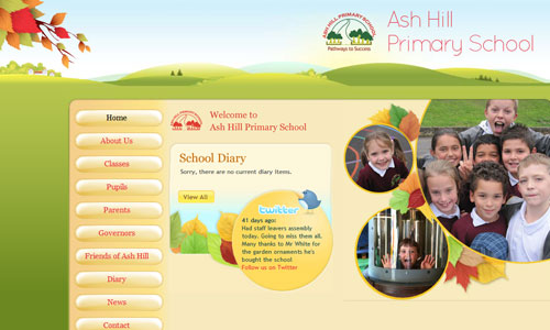Ash Hill Primary School