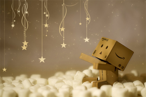 Heaven star danbo photography cute