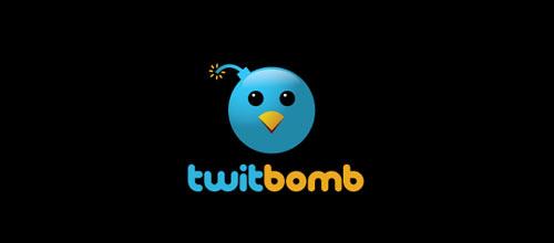 TwitBomb logo