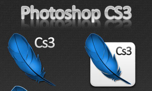 Photoshop CS3 icons