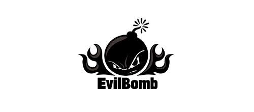 EvilBomb logo