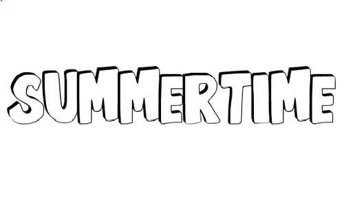 SummertimeLovin font
