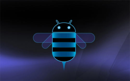 Blue Android wallpapers