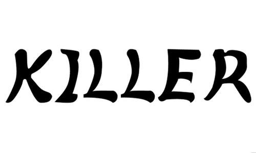 Killer Instinct 2 font