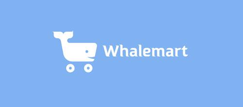 whalemart logo