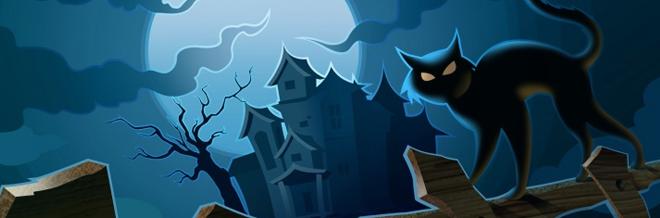 A New Showcase of Threatening Halloween Wallpaper