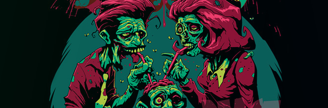 A Collection of 40 Horrific Zombie Artworks