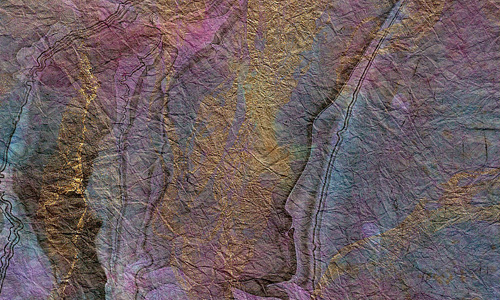 Paper crumpled violet abstract marble free hi res texture