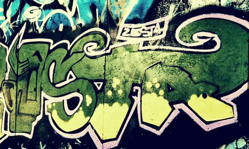 Graffiti Texture 01