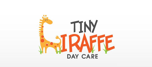Tiny Giraffe Day Care logo