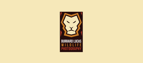 Wild life photography tiger logo