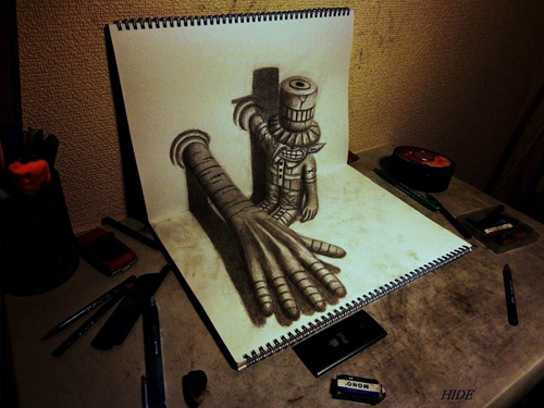 Hands Big