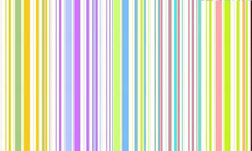 Pastel color seamless stripe photoshop pattern set