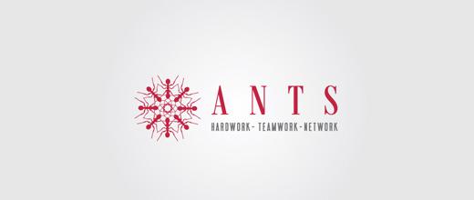 Company red ant logo