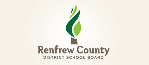 Renfrew County District School Board logo