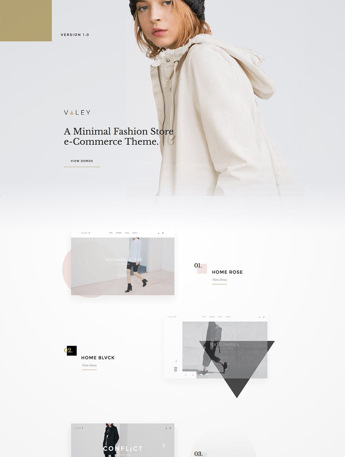 fashion woocommerce responsive