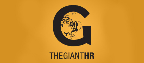 Giant HR tiger logo