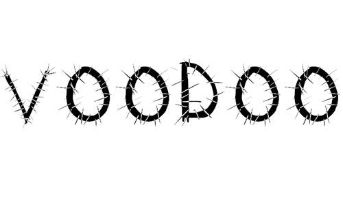 Voodoo Needles font