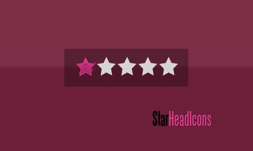 StarHeadIcons