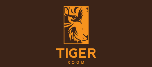Club community tiger logo