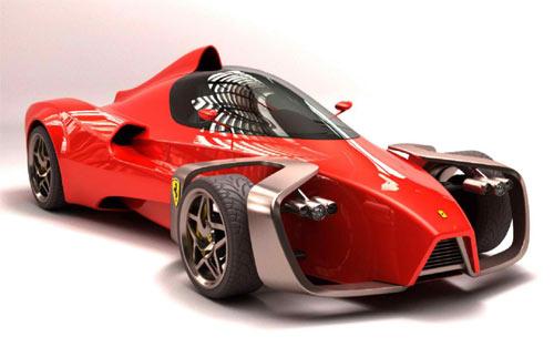 Ferrari Zobin wallpaper