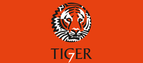 Software company orange tiger logo