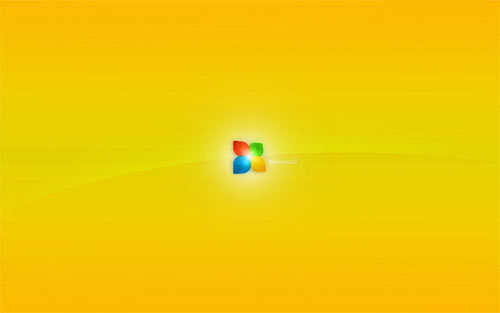 Yellow Windows 8 wallpapers