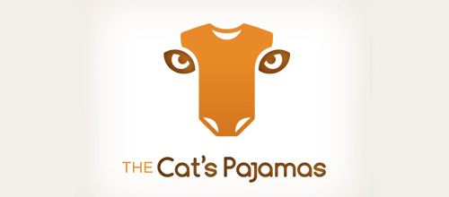 Pajamas tiger logo