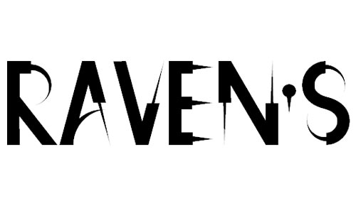 Raven's Claws font