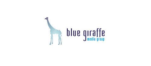Blue Giraffe logo
