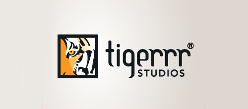 Studio tiger logo