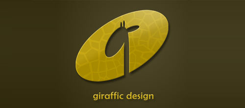 Giraffic Design logo