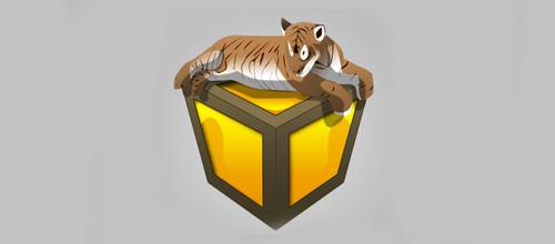 ClanTiger tiger logo