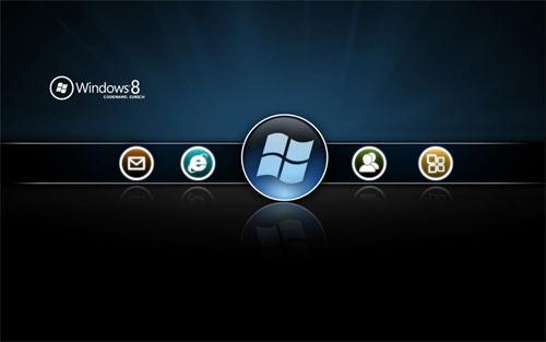 Windows 8 Zurich wallpapers