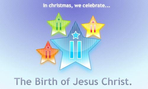Christmas Stars icons