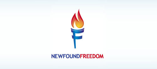 Newfound Freedom logo