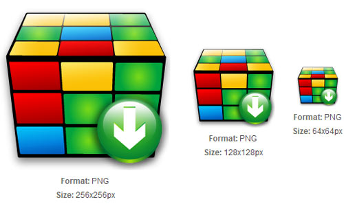 Puzzle Cube Download icon