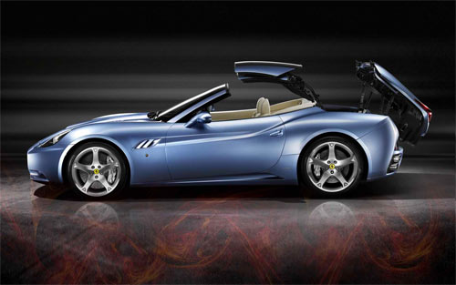 Ferrari - California_31940 Wallpaper