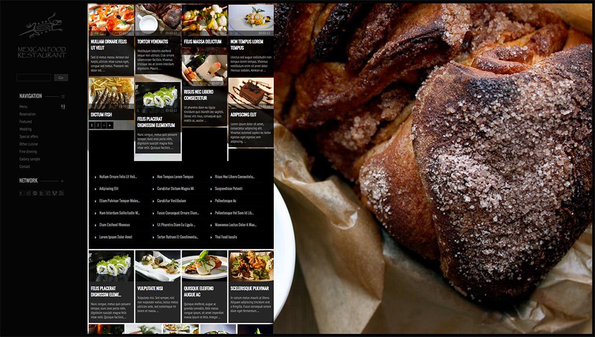 WP food magazine