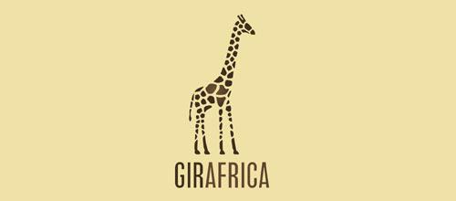 GIRAFRICA v3 logo