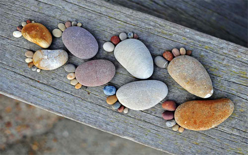 Footstep Stones Wallpaper_104087