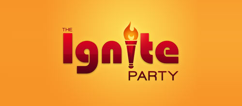 The Ignite Party logo