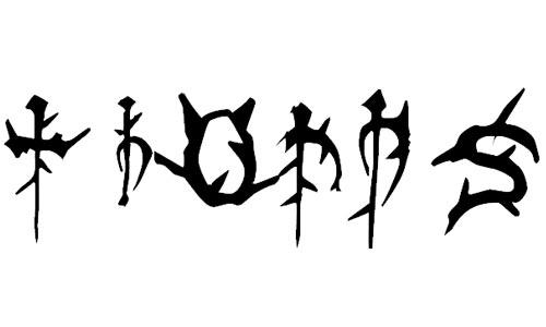 Thorns font