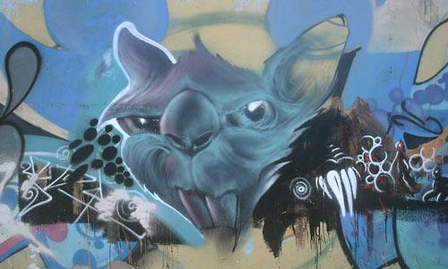 Graffiti Texture 2
