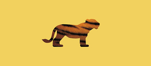 Cub fur tiger logo