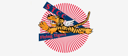 Flying tiger logo